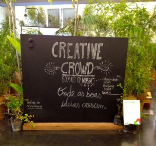 espaço creative crowd